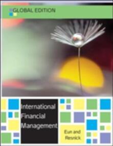 International finance - copertina