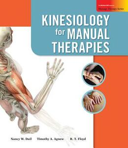 Kinesiology for Manual Therapies Muscle Cards - Nancy Dail,Timothy Agnew,R T Floyd - cover