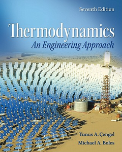 Libro Thermodynamics. An engineering approach with student resources Yunus A. Çengel , Michael A. Boles