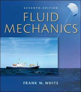 Fluid Mechanics with Student DVD - Frank M. White - cover