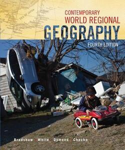 Contemporary World Regional Geography - Michael Bradshaw,Joseph Dymond,George White - cover