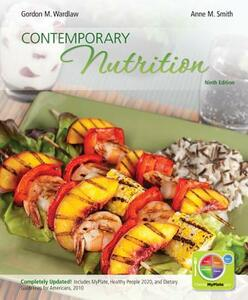 Contemporary Nutrition - Gordon Wardlaw,Anne Smith - cover