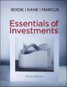 Loose-Leaf Essentials of Investments - Alex Kane,Alan Marcus,Zvi Bodie - cover