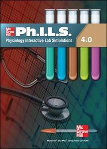 Ph.I.L.S. 4.0 CD-ROM - Phillip J Stephens - cover