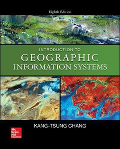 Libro Introduction to geographic information systems Kang-Tsung Chang