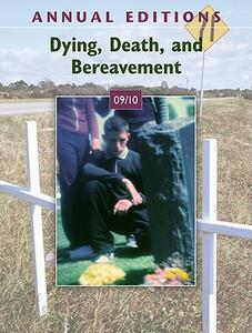 Dying, Death, and Bereavement - cover