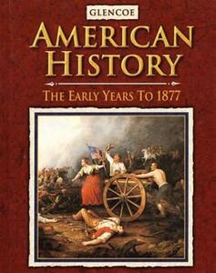 American History the Early Years, Student Edition - McGraw-Hill Education - cover