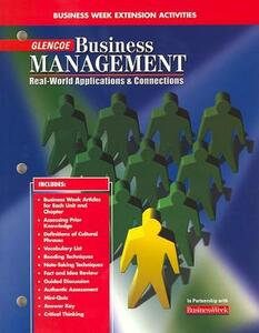 Business Management: Real-World Applications and Connections, Business Week Extension Activities - McGraw-Hill - cover