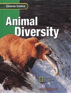 Student Edition: SE Animal Diversity - Sra - cover