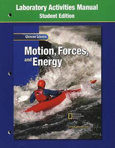 Glencoe Science: Motion, Forces, Energy - GLENCOE - cover