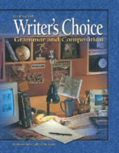 Writer's Choice: Grammar and Composition, Grade 11, Student Edition - McGraw-Hill Education - cover
