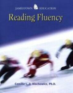 Reading Fluency,  Reader's Record, Level E - Camille Blachowicz - cover