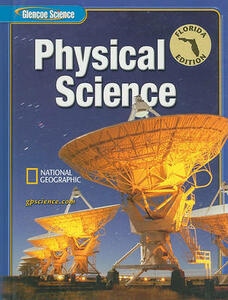Physical Science, Florida Edition - cover