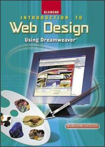 Introduction To Web Design, Using Dreamweaver, Student Workbook - McGraw-Hill Education - cover