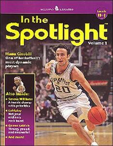 In the Spotlight: Vol 1, Levels H-J - McGraw-Hill Education - cover