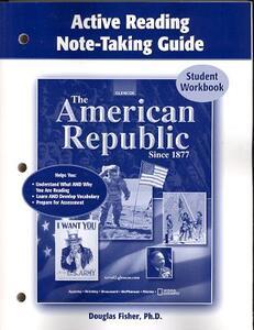 The American Republic Since 18 - cover