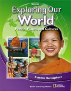 Exploring Our World: Eastern Hemisphere, Student Edition - McGraw-Hill Education - cover