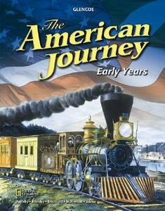 The American Journey: Early Years - McGraw-Hill Education - cover