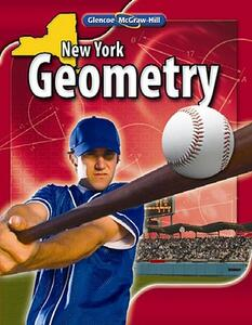 New York Geometry - John A Carter,Gilbert J Cuevas,Roger Day - cover