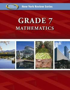 New York Review Series, Grade 7 Mathematics Review Workbook - McGraw-Hill - cover