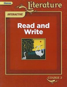 Literature Read and Write, Course 2 - cover