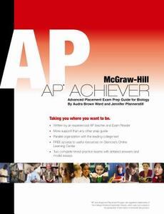 Biology, AP Achiever Test Prep - Audra Brown - cover