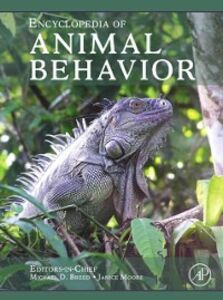 Foto Cover di Encyclopedia of Animal Behavior, Ebook inglese di  edito da Elsevier Science