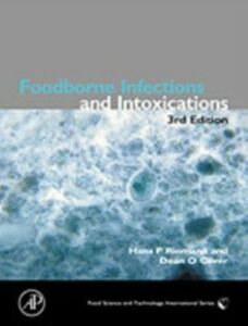 Ebook in inglese Foodborne Infections and Intoxications -, -