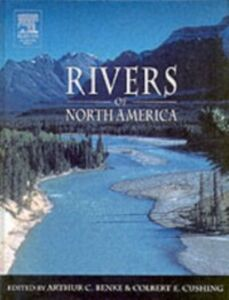 Foto Cover di Rivers of North America, Ebook inglese di  edito da Elsevier Science