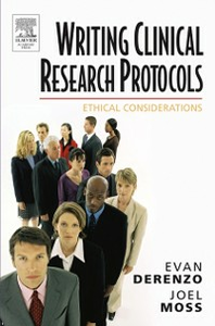 Ebook in inglese Writing Clinical Research Protocols DeRenzo, Evan , Moss, Joel