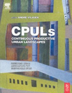 Ebook in inglese Continuous Productive Urban Landscapes -, -