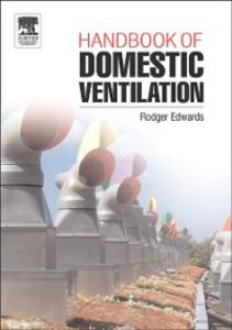 Ebook in inglese Handbook of Domestic Ventilation Edwards, Rodger
