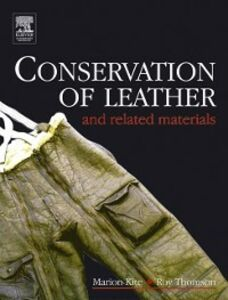 Ebook in inglese Conservation of Leather and Related Materials -, -