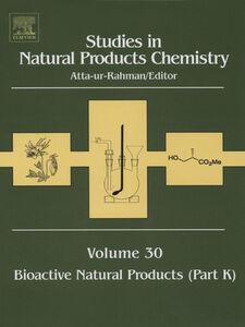 Foto Cover di Bioactive Natural Products (Part K), Ebook inglese di Atta-ur-Rahman, edito da Elsevier Science