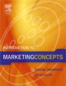 Ebook in inglese Introduction to Marketing Concepts Drummond, Graeme , Ensor, John