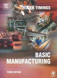 Ebook in inglese Basic Manufacturing Timings, Roger