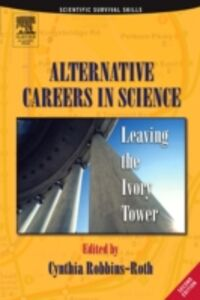 Ebook in inglese Alternative Careers in Science -, -