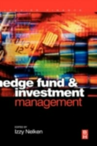 Ebook in inglese Hedge Fund Investment Management -, -