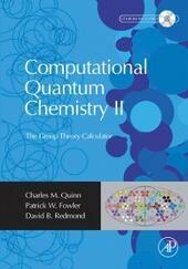 Computational Quantum Chemistry II - The Group Theory Calculator