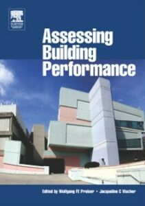 Ebook in inglese Assessing Building Performance -, -