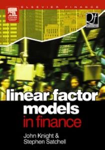 Ebook in inglese Linear Factor Models in Finance -, -