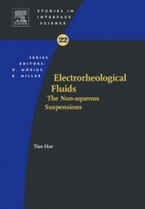 Foto Cover di Electrorheological Fluids, Ebook inglese di Tian Hao, edito da Elsevier Science
