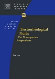 Ebook in inglese Electrorheological Fluids Hao, Tian