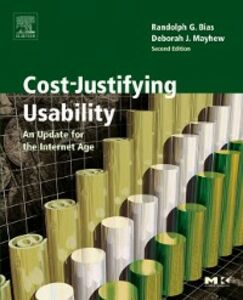 Foto Cover di Cost-Justifying Usability, Ebook inglese di  edito da Elsevier Science