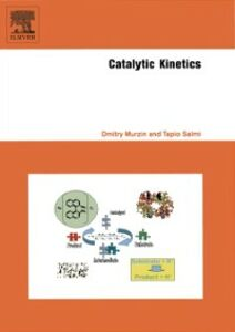 Ebook in inglese Catalytic Kinetics Murzin, Dmitry Yu , Salmi, Tapio