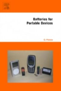 Ebook in inglese Batteries for Portable Devices Pistoia, Gianfranco