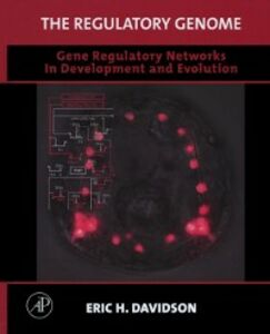 Ebook in inglese Regulatory Genome Davidson, Eric H.