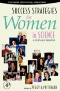Foto Cover di Success Strategies for Women in Science, Ebook inglese di  edito da Elsevier Science