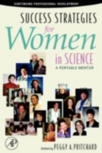Ebook in inglese Success Strategies for Women in Science -, -