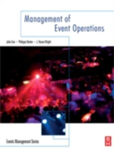 Foto Cover di Management of Event Operations, Ebook inglese di AA.VV edito da Elsevier Science